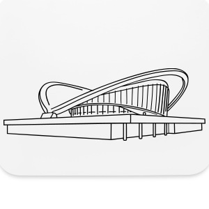 Pregnant oyster Berlin Other - Mouse pad Horizontal