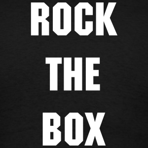 Rock The Box  - Men's T-Shirt