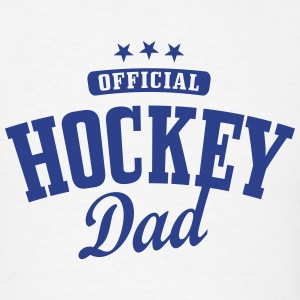Hockey dad T-Shirts - Men's T-Shirt