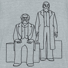 Marx-Engels Forum Berlin T-Shirts