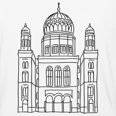 New Synagogue Berlin T-Shirts
