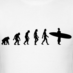 The Evolution of Surfing T-Shirts - Men's T-Shirt