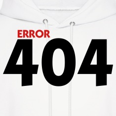 Error 404 Hoodies