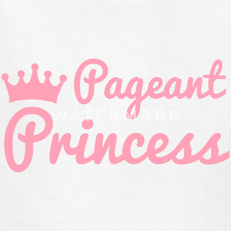 Pageant  Princess Kids' Shirts - Kids' T-Shirt