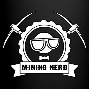 Nerds - Mining Nerd - Full Color Mug