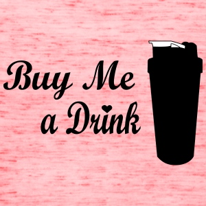 Buy me a drink Tanks - Women's Flowy Tank Top by Bella