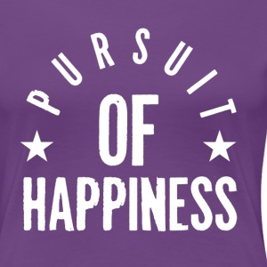 Happiness - Women's Premium T-Shirt