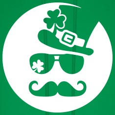 Irish Glasstache