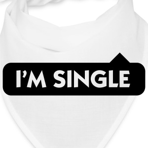 I m single Caps - Bandana