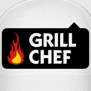 I am the Grill Chef! Caps - Baseball Cap