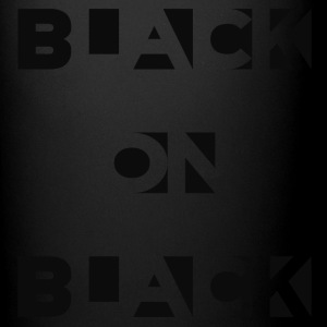 BlackonBlack - Full Color Mug