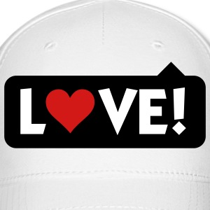 Love! Caps - Baseball Cap