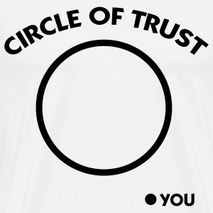 Circle of trust T-Shirts - Men's Premium T-Shirt