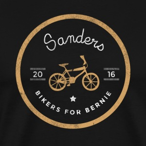 Bikers For Bernie - Men's Premium T-Shirt