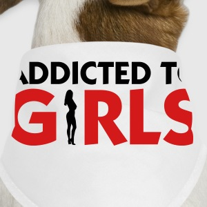 Addicted to Girls! Other - Dog Bandana