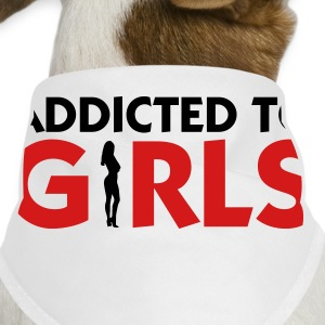 Addicted to Girls! Autres - Bandana pour chien