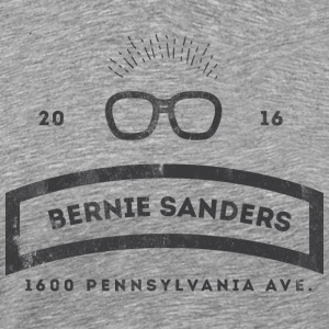 Sanders Simple Design - Men's Premium T-Shirt