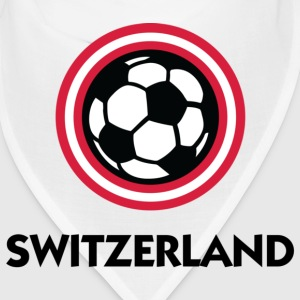 Football crest of Switzerland Caps - Bandana