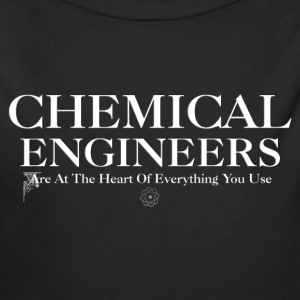 Chemical Engineers Are At The Heart Kids Baby Long - Long Sleeve Baby Bodysuit