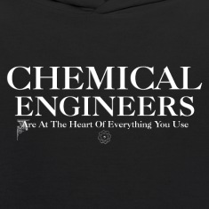Chemical Engineers Are At The Heart Kids Hooded Sw