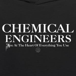 Chemical Engineers Are At The Heart Kids Hooded Sw - Kids' Hoodie
