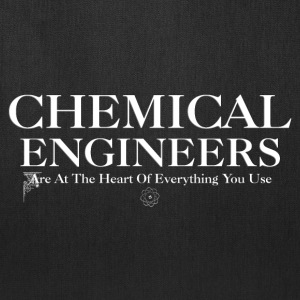 Chemical Engineers Are At The Heart Tote Bag - Tote Bag