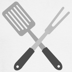 BBQ Utensils Long Sleeve Shirts