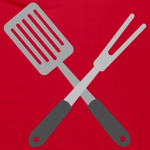 BBQ Utensils Caps - Bandana