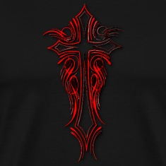 CROSS RED T-Shirts