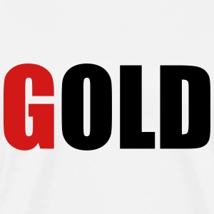 gOLD T-Shirts - Men's Premium T-Shirt