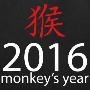 2016 monkey's year Bags & backpacks - Eco-Friendly Cotton Tote