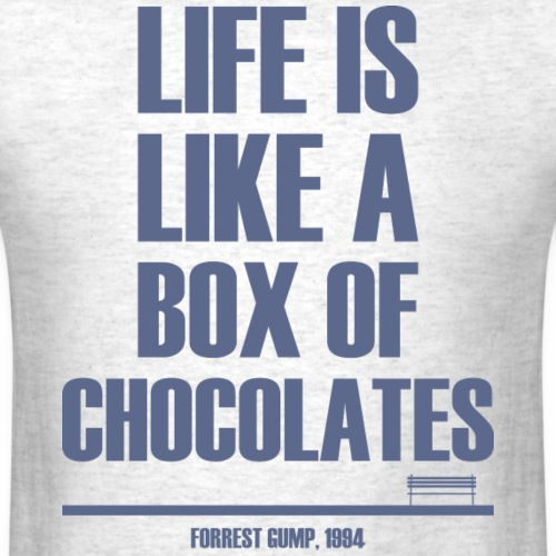 Forrest Gump - Box Of Chocolates