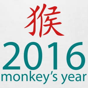 2016 monkey's year Caps - Bandana
