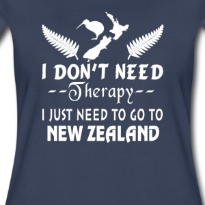 GO TO NEW ZEALAND - Women's Premium T-Shirt