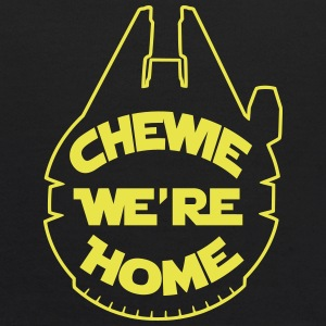 Chewie, we're home-falcon Sweatshirts - Kids' Hoodie