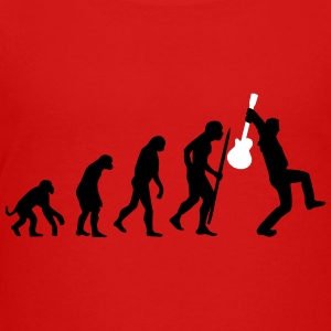Evolution rock def Kids' Shirts - Kids' Premium T-Shirt