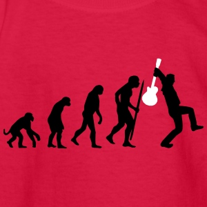 Evolution rock def Kids' Shirts - Kids' Long Sleeve T-Shirt