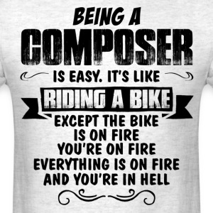 Being A Composer.... T-Shirts - Men's T-Shirt