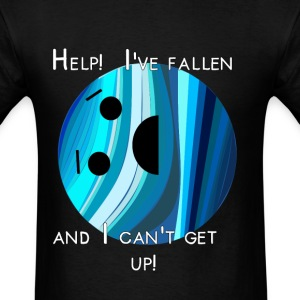 Fallen Uranus - Men's T-Shirt