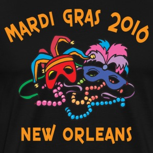 2016 Mardi Gras 2016 New Orleans - Men's Premium T-Shirt