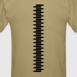 bullet spine T-Shirts - Men's T-Shirt