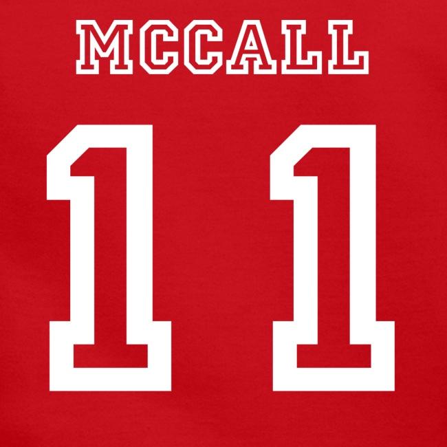 MCCALL Beacon Hills Lacrosse - Crew-neck