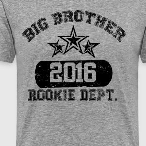 New Big Brother 2016 Rookie Dept T-Shirts - Men's Premium T-Shirt