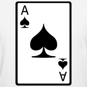 Ace of Spades Women's T-Shirts - Women's T-Shirt
