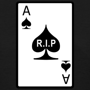 Rest in Peace Ace of Spades Women's T-Shirts - Women's T-Shirt