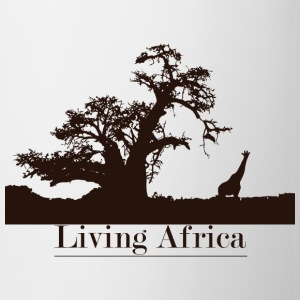 Ultimate Living Africa Mugs & Drinkware - Coffee/Tea Mug