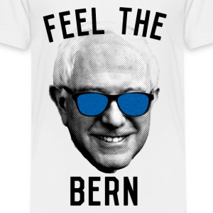 Feel the Bern Bernie Sanders 2016 - Kids' Premium T-Shirt