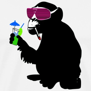 funky monkey T-Shirts - Men's Premium T-Shirt