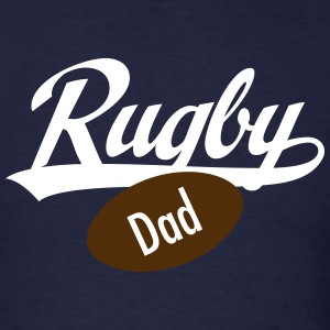 Rugby Dad T-Shirts - Men's T-Shirt