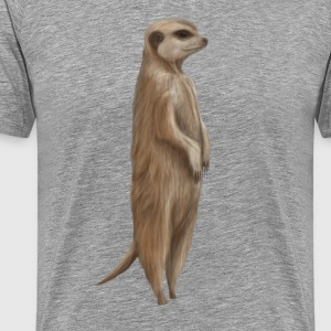 Its a Meerkat - Men's Premium T-Shirt